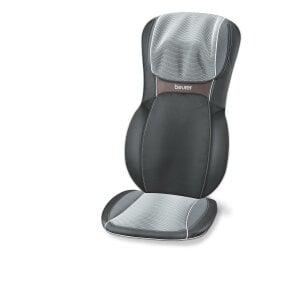Beurer Shiatsu-Sitzauflage - MG 295 - HD 3D_black Erholung für Ihre Wirbelsäule