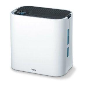 Beurer Komfort-Luftreiniger: Luftreinigung und Luftbefeuchtung in einem - LR 330 2-in-1 Ihr ideales Raumklima