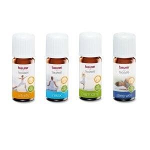 Beurer Wasserlösliche Aromaöle Aromaöle 4er Set