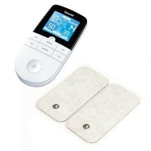 Beurer Digital TENS/EMS - EM 49 mit Elektroden Für eine intensive Behandlung