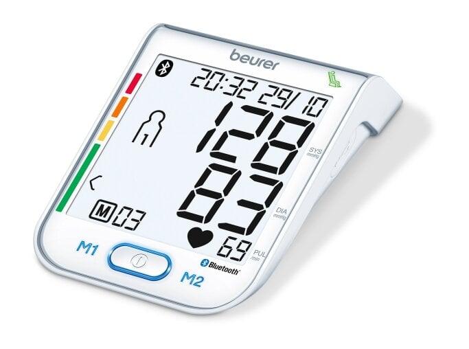 Beurer BM 77 Oberarm-Blutdruckmessgerät
